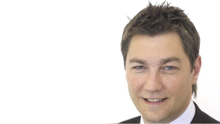 Andreas Klett wechselt bei Intel vom Marketing in den Vertrieb.