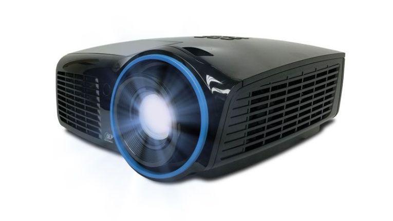 Infocus-Serie IN3130a: Konnektivität zu Nvidia 3DTV-Software.
