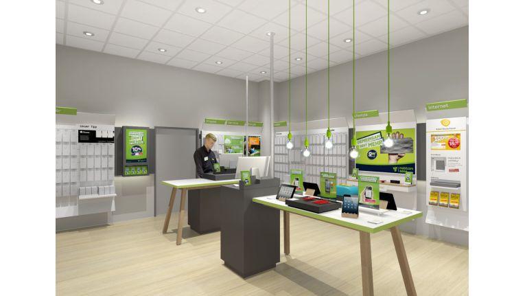 """Die """"Gravis-ierung"""" von Mobilcom-Debitel: Das neue Shopdesign G4"""