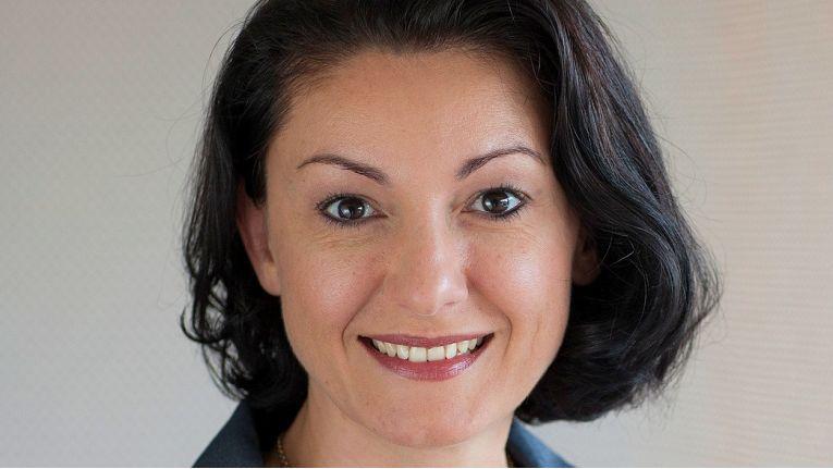 Diana Coso, Partner Sales Director und Mitglied der Geschäftsführung bei EMC Deutschland, freut sich über das überdurchschnittliche Wachstum mit Bechtle.