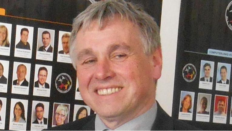 Richard Hellmeier, Managing Director von Arrow ECS Deutschland, freut sich über den Wechsel in die neuen Räume.