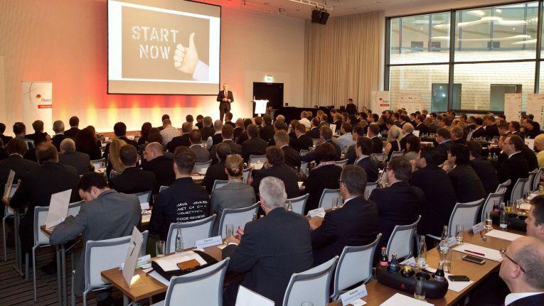 Mit 120 Teilnehmern aus 100 Systemhäusern waren die 5. Systemhausgespräche von iTeam gut besucht.