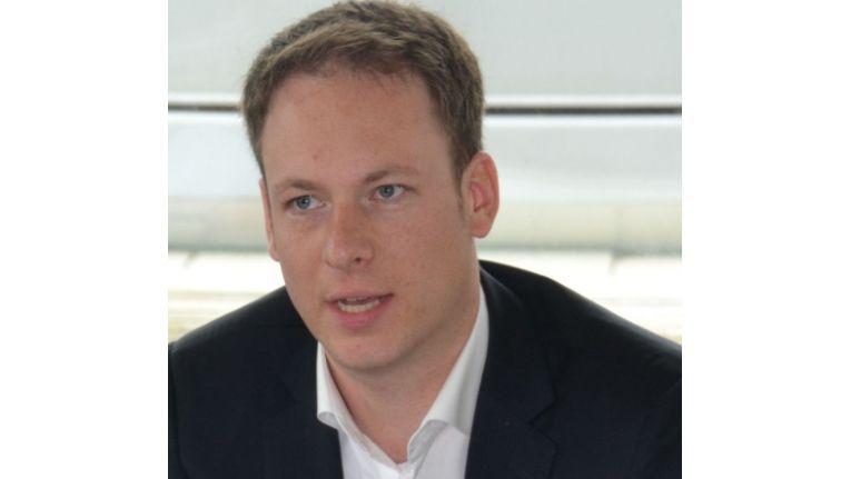 Henning Meyer, Geschäftsführer MR SYSTEME GmbH & Co. KG