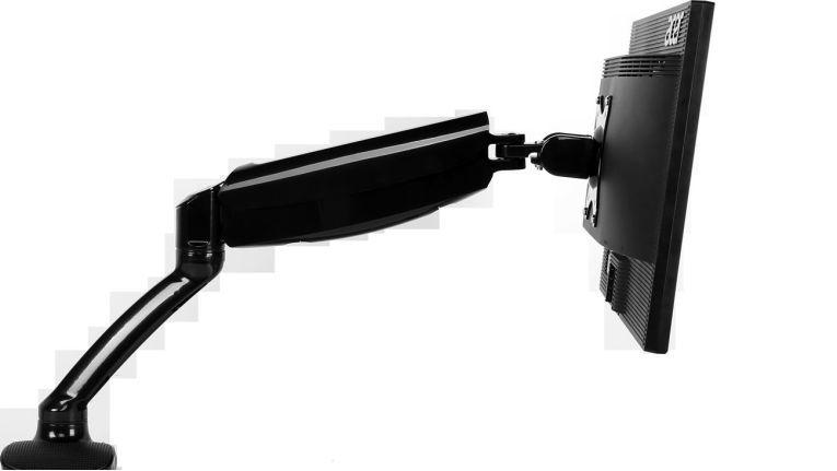 Reflecta Flexo DeskPro 27-1010L: Monitore sollen sich in jede Position bringen lassen.