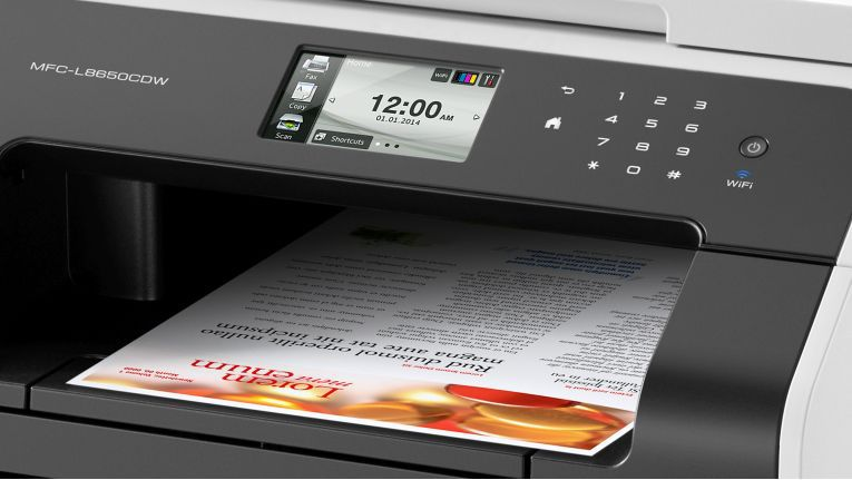 Druckerhändler sind überwiegend optimistisch: Das Druckergeschäft zieht wieder an.