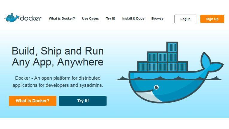 Fritz & Macziols Docker-Plug-in Coopto bietet Zugriff auf 13.000 Anwendungen. Docker ist eine offene Plattform zur Bereitstellung von Applikationen auf unterschiedlichen Geräten und Betriebssystemen.