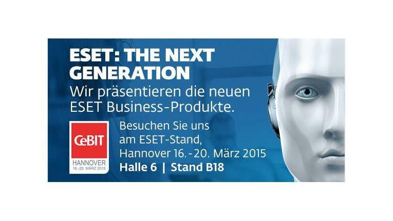 Auf der CeBIT fällt der Startschuss für die brandneuen ESET Business-Produkte, die in enger Zusammenarbeit mit Geschäftskunden entwickelt wurden.