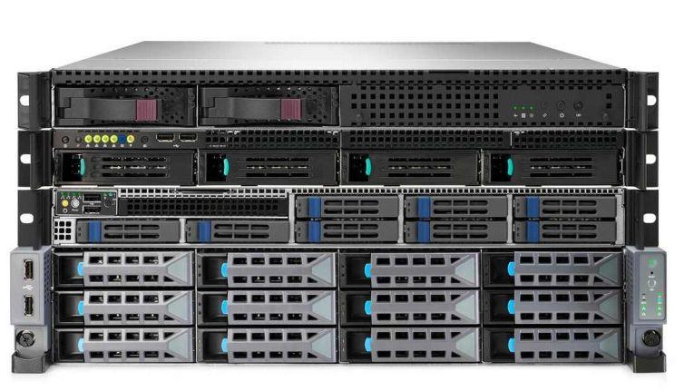 HP Cloudline: Neue Produktfamiliie umfasst zunächst fünf Server.