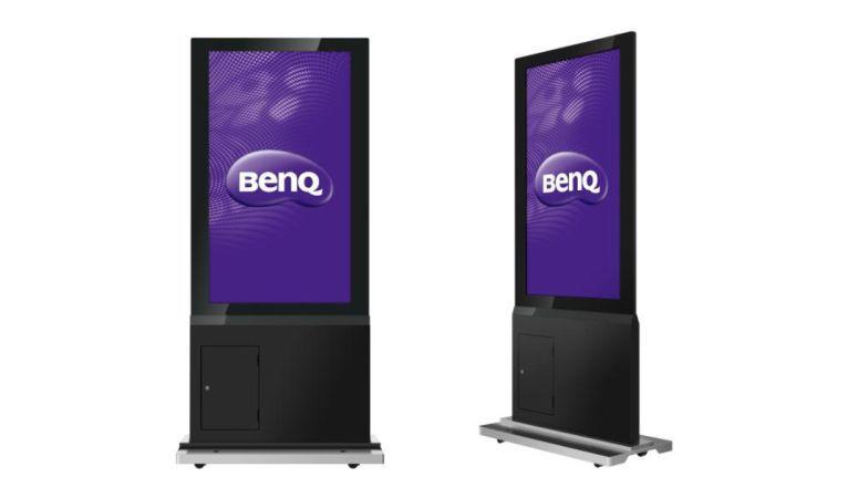 BenQ DH551C: Inklusive Full-HD-Auflösung und HDMI-Schnittstellen.