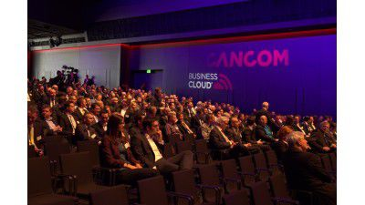 Cancom Cloud Conference 2015 - Foto: Cancom