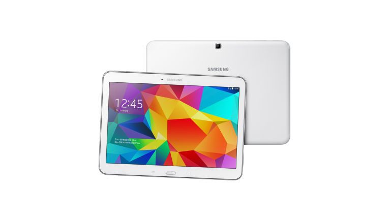 Das Samsung Galaxy Tab 4 war im Untersuchungszeitraum das am häufigsten bei eBay verkaufte Tablet. Durchschnittlich brachte es dem Verkäufer knapp 200 Euro ein.