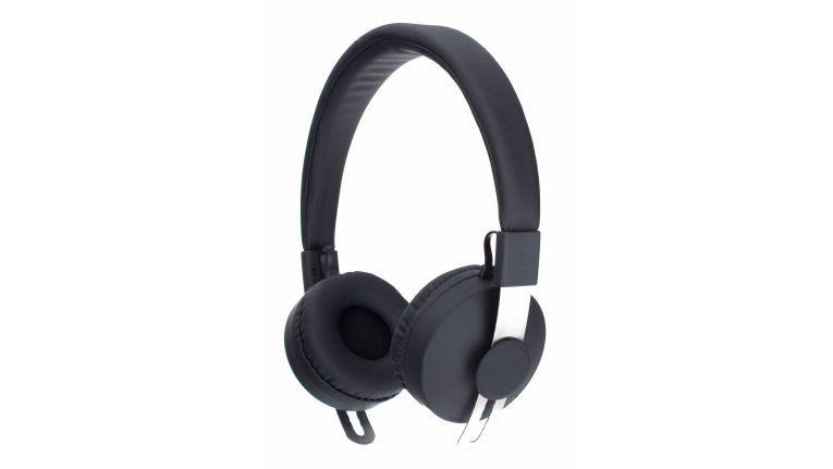 """Das Stereo-Headset """"BH100"""" von Xqisit hat ein integriertes Mikrofon."""