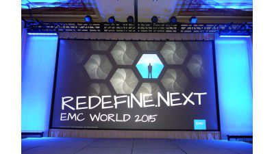 EMC World in Las Vegas 2015 - Foto: Ariane Rüdiger