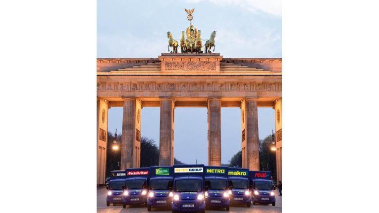 """Beim """"Field Trip 2015"""" der Metro Group nach Berlin gab MSH-Chef Pieter Haas einen Einblick in seine Zukunftsstrategie"""