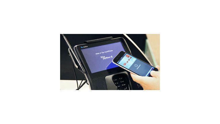 Bei der Umsetzung des kontaktlosen Zahlens setzt Media-Saturn auf die NFC-Lösungen von Visa und MasterCard.
