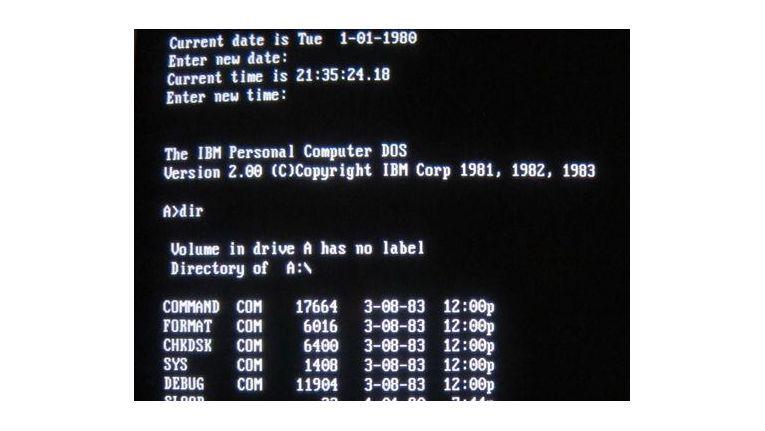 Für Windows- und Touchscreen-verwöhnte Anwender mag das Prompt von DOS ein trostloser Anblick sein, doch die Herzen von echten Technik-Fans schlagen jetzt schneller.