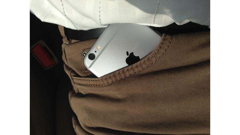 Will it bend? fragen sich aktuell viele Fans des iPhone 6 Plus