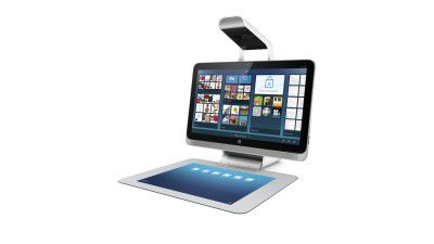 HP Sprout – All-in-One-PC mit 3D-Eingabe - Foto: HP