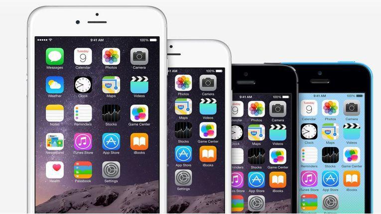 Kassenschlager, besonders in angelsächsischen Ländern: iPhone 6 und iPhone 6 Plus