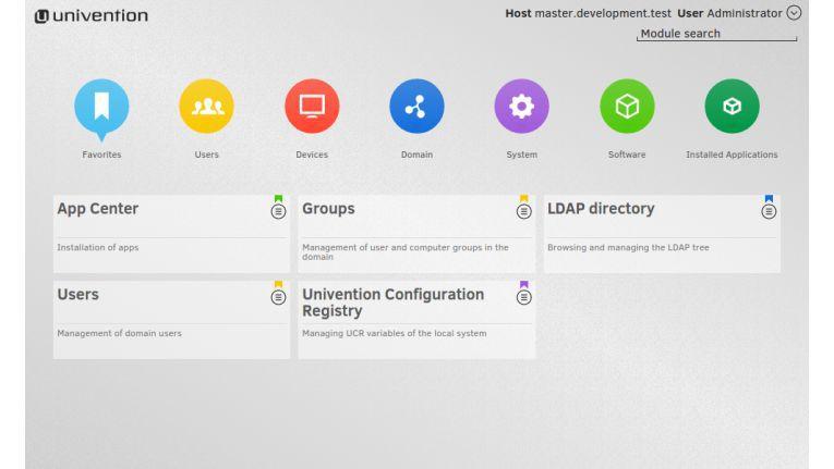 Der Univention Corporate Server mit seinen über 60 Business-Anwendungen ist jetzt auch gratis für den kommerziellen Einsatz zu haben.