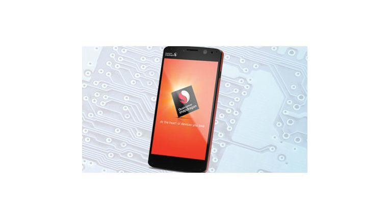 Qualcomm Entwickler-Smartphone Mobile Development Platform Smartphone