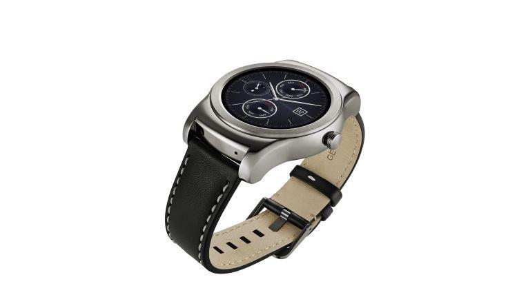 Die LG Watch Urband läuft mit Android Gear