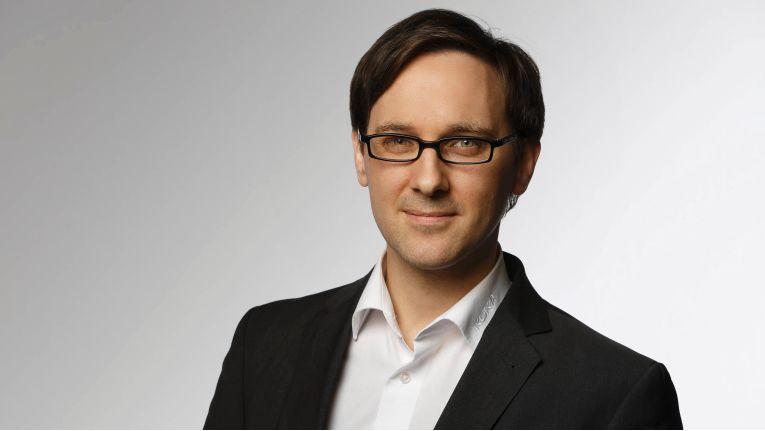 """Oliver Kast, Kuka: """"Heute suchen wir weniger Maschinenbauingenieure, dagegen ist der Bedarf an Softwareentwicklern gestiegen."""""""