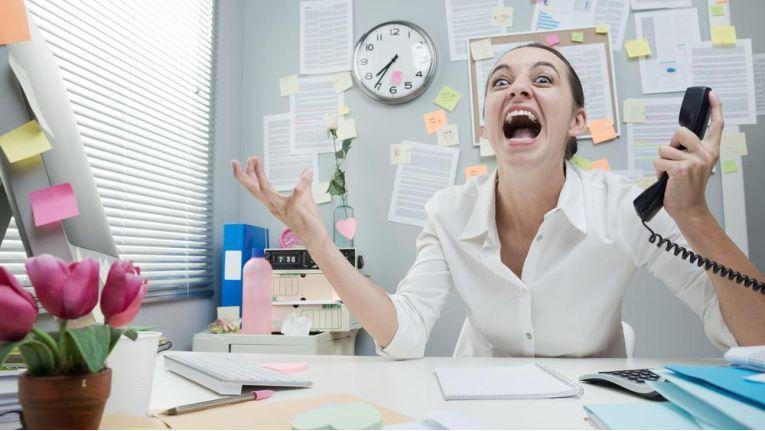 Wenn das Stress-Level im Office unerträglich wird, wird es höchste Zeit für unsere Top 50 der besten Anti-Stress-Tipps.