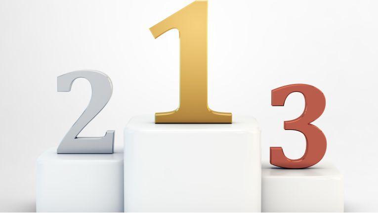 SVA System Vertrieb Alexander GmbH, Axians Deutschland und ACP IT Solutions stehen auf dem Siegertreppchen im Ranking der Systemhäuser ab 250 Mio. Jahresumsatz.