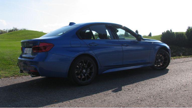BMW 340i mit Stärken und Schwächen