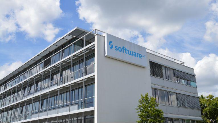 Hauptsitz der Software AG in Darmstadt.