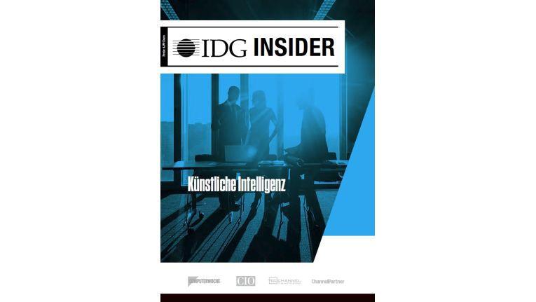 Wissen kompakt: Der IDG Insider zum Thema Künstliche Intelligenz.
