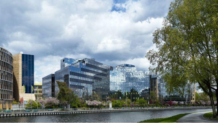 Die Zentrale der Tele Columbus AG in Berlin.
