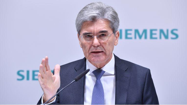 Joe Kaeser baut Siemens immer weiter zu einem Software-Konzern um.