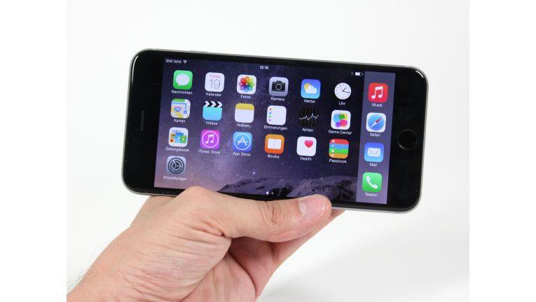 Laut IDC ist das iPhone 6 Plus der größte Konkurrent der iPads.