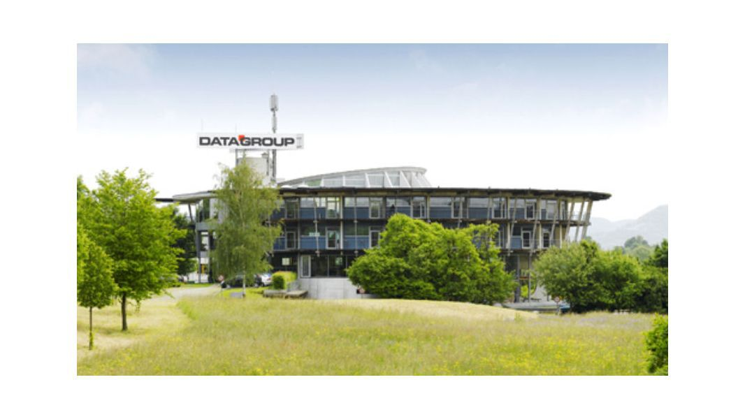 Platz 19: Datagroup