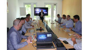 COMPUTERWOCHE-Roundtable Cloud-Telefonie