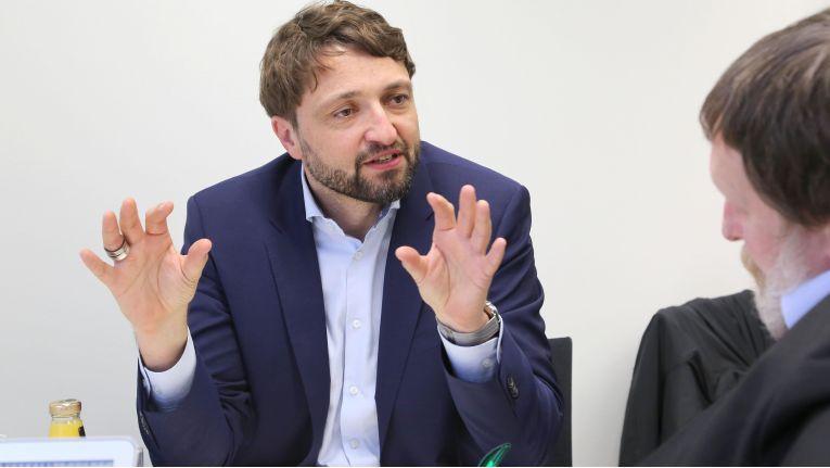 Mit Oliver Tuszik verantwortet nun ein Deutscher die weltweite Partner-Community bei Cisco.