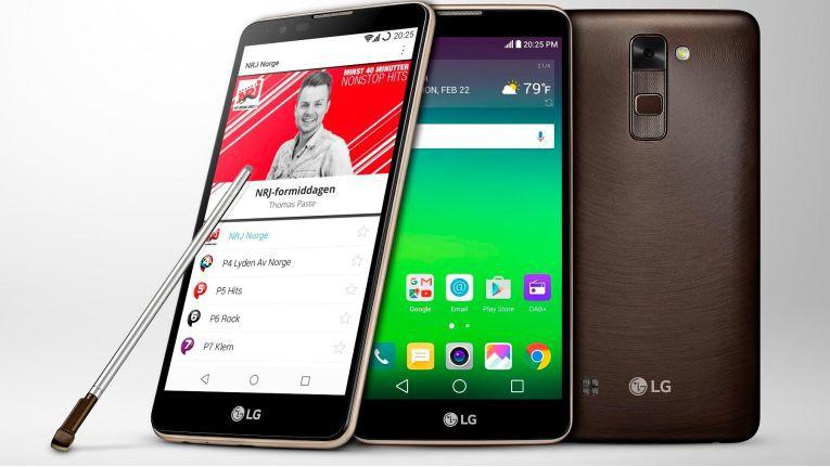 Das LG Stylus 2 kommt mit Digitalradio nach Deutschland.