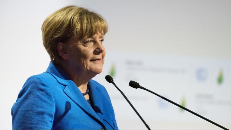 Bundeskanzlerin Angela Merkel sagte, dass es noch einen erheblichen Nachholbedarf in der Digitalisierung der öffentlichen Verwaltung gibt.