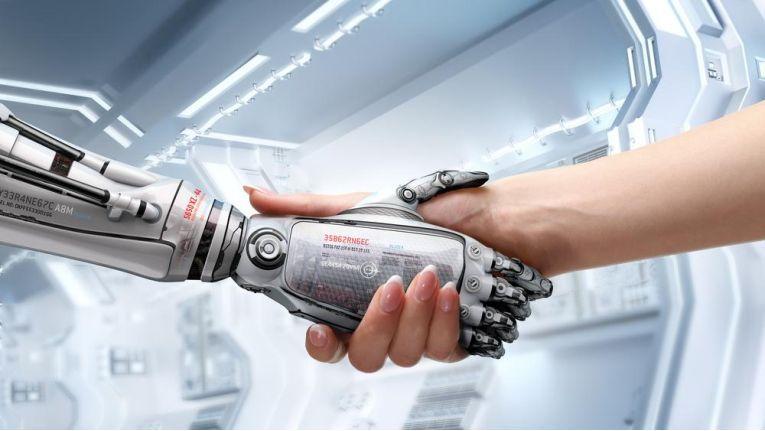 Roboter werden immer häufiger zu Kollegen des Menschen.