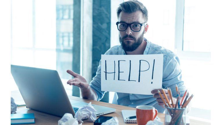 Frust in der IT - wie soll es nur weitergehen?