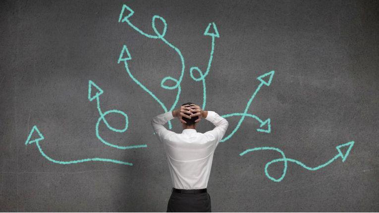 Welches ist der richtige Weg für mich? Entscheidungen zu treffen, fällt uns häufig schwer.