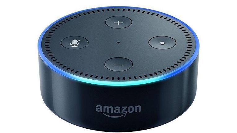 Amazon Echo und Echo Dot (Bild) sind ab sofort ohne Wartezeit erhältlich.
