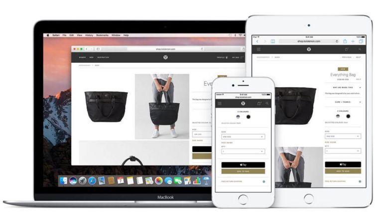 Seit Sommer 2016 können Shop-Betreiber die Bezahlmethode Apple Pay ähnlich wie den PayPal-Button auch in ihre Website integrieren.