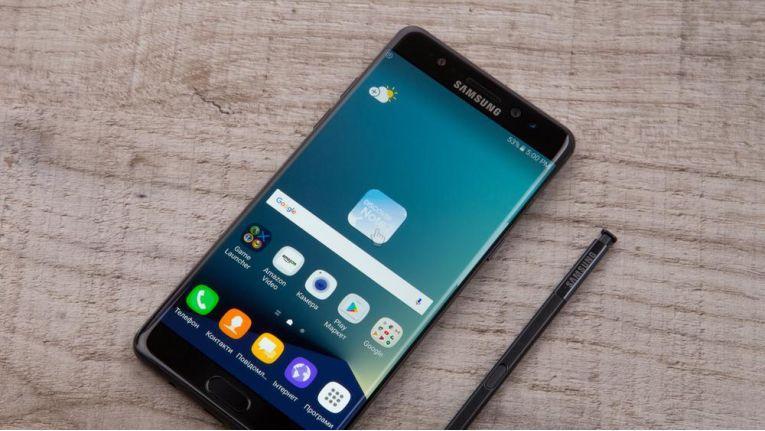 Trotz Explosionsgefahr trennen sich manche Kunden scheinbar nur wiederwillig von Samsungs Galaxy Note 7.