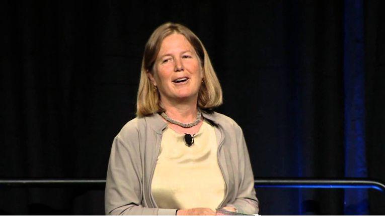 Überlässt die Führung des Cloud-Business künftig dem ehemaligen Oracle-Manager Thomas Kurian: Diane Greene.