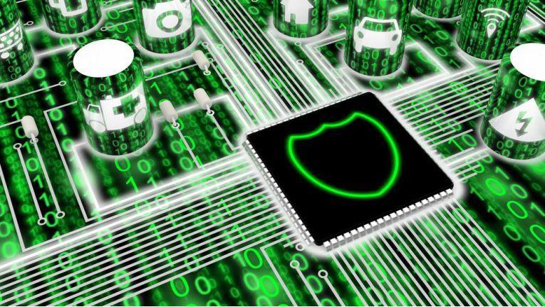Schützen Sie sich vor Datenklau im Internet der Dinge.