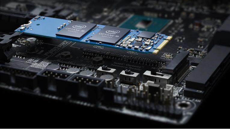 Optane-Technologie wird für Notebooks und PCs auch als Nachrüsttechnologie angeboten.
