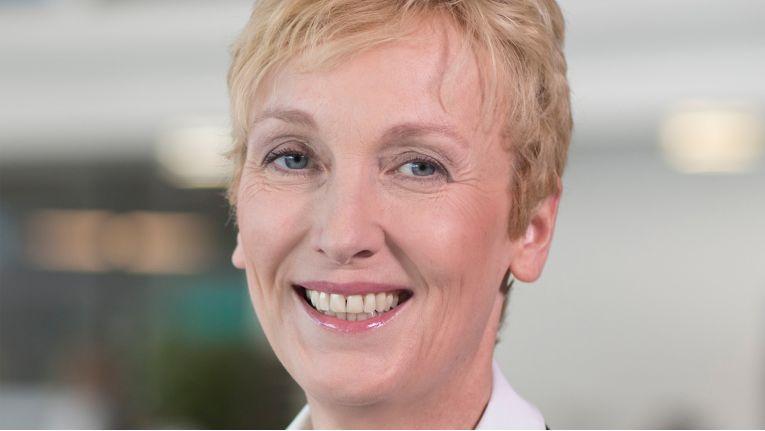 Sabine Bendiek, Chefin von Microsoft Deutschland, sieht inzwischen die Hannover Messe als einen der weltweit wichtigsten Treffpunkte für die digitale Transformation.